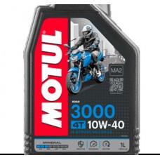 Моторное масло MOTUL  3000 4T 10W-40
