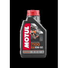 моторное масло Motul 7100 4T 10W-50