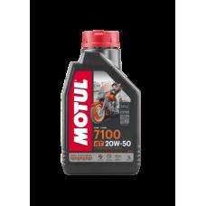 Моторное масло Motul  7100 4T 20W-50