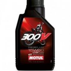 Моторное масло Motul 300v 4t Factory Line Off Road 15w60 (Синтетика, Эстеры)