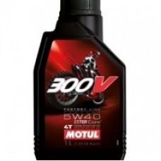 Моторное масло Motul 300V 4T FACTORY LINE OFF ROAD 5w40