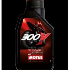 Моторное масло Motul 300V 4T FACTORY LINE ROAD RACING 10w40