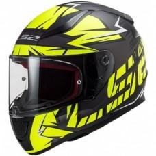 LS2 FF353 Rapid Cromo Matt Black
