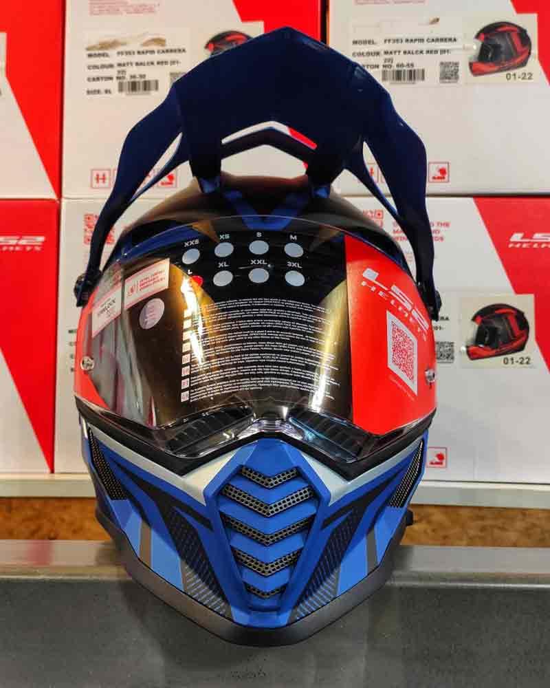 MX436 PIONEER EVO blue