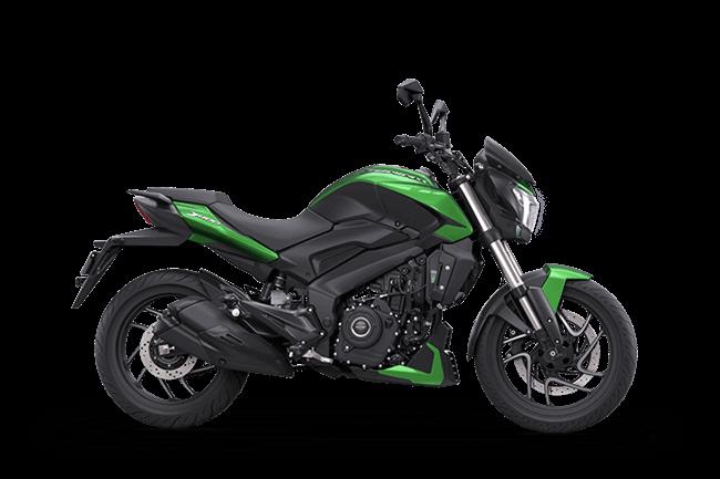 Bajaj D400 Green